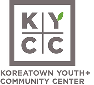 Koreatown Youth and Community Center Logo